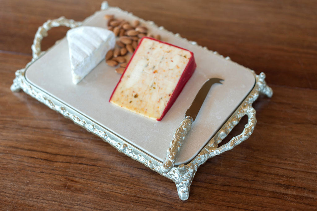 Pacifica Cheeseboard with Knife