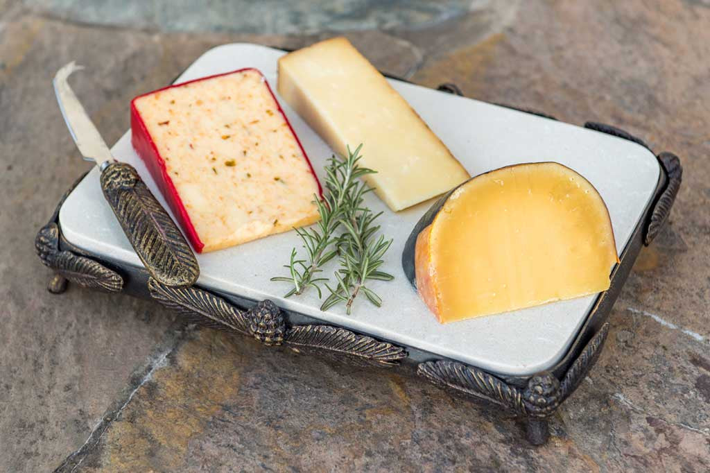 Aspen Cheeseboard with Knife