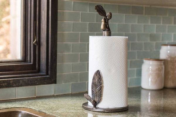 Aspen Paper Towel Holder