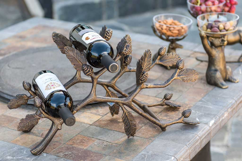 Aspen Wine Bottle Holder