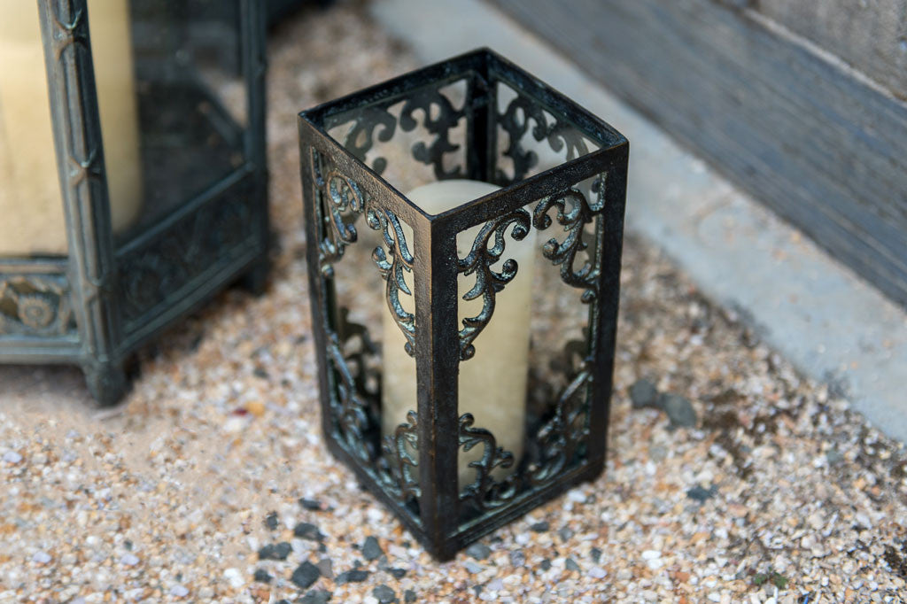 Rouleau Table Lantern