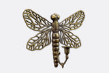 Dragonfly Wall Sconce Detail 2