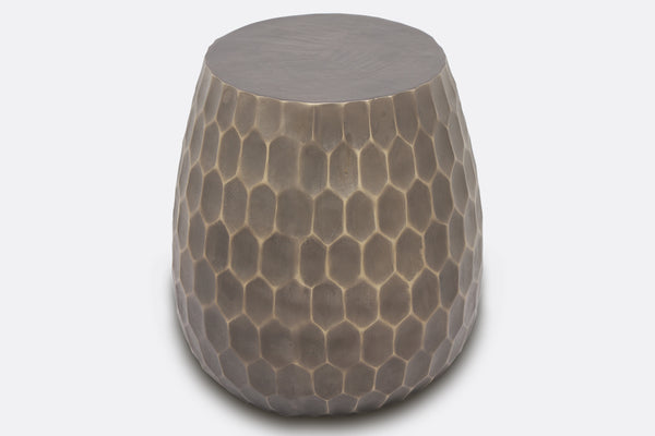 Honeycomb Garden Stool