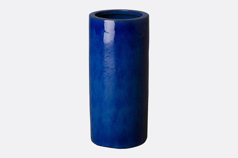 Indigo Umbrella Stand