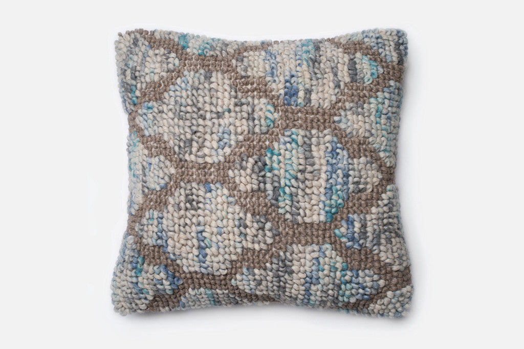 Textured Sea Pillow