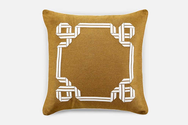 Ming Gold Treasures Pillow
