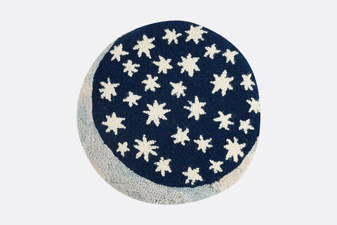 Starry Eclipse Pillow