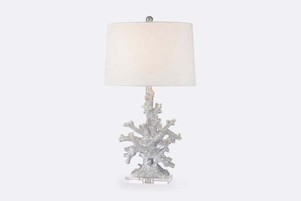 Coral de Plata Table Lamp