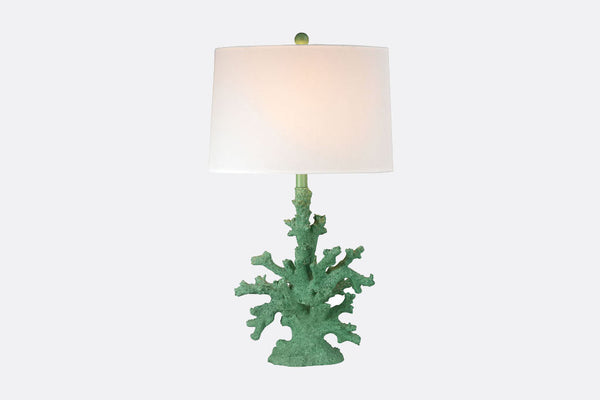 Coral Verde Table Lamp