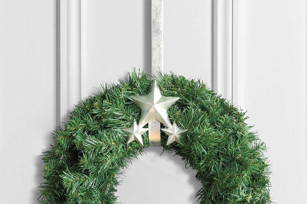 Star Wreath Hanger