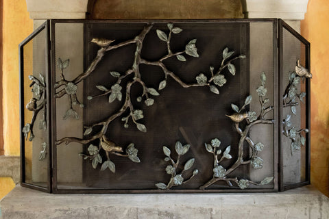 Brindille Fireplace Screen