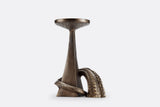 Crocodile Tail Candleholder