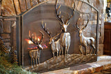 Deer Meadow Fire Screen