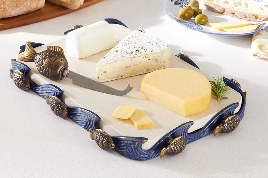 Riviera Cheeseboard with Knife