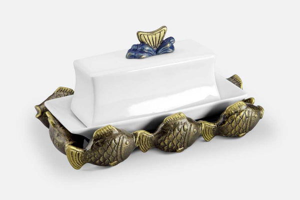 Riviera Butter Dish