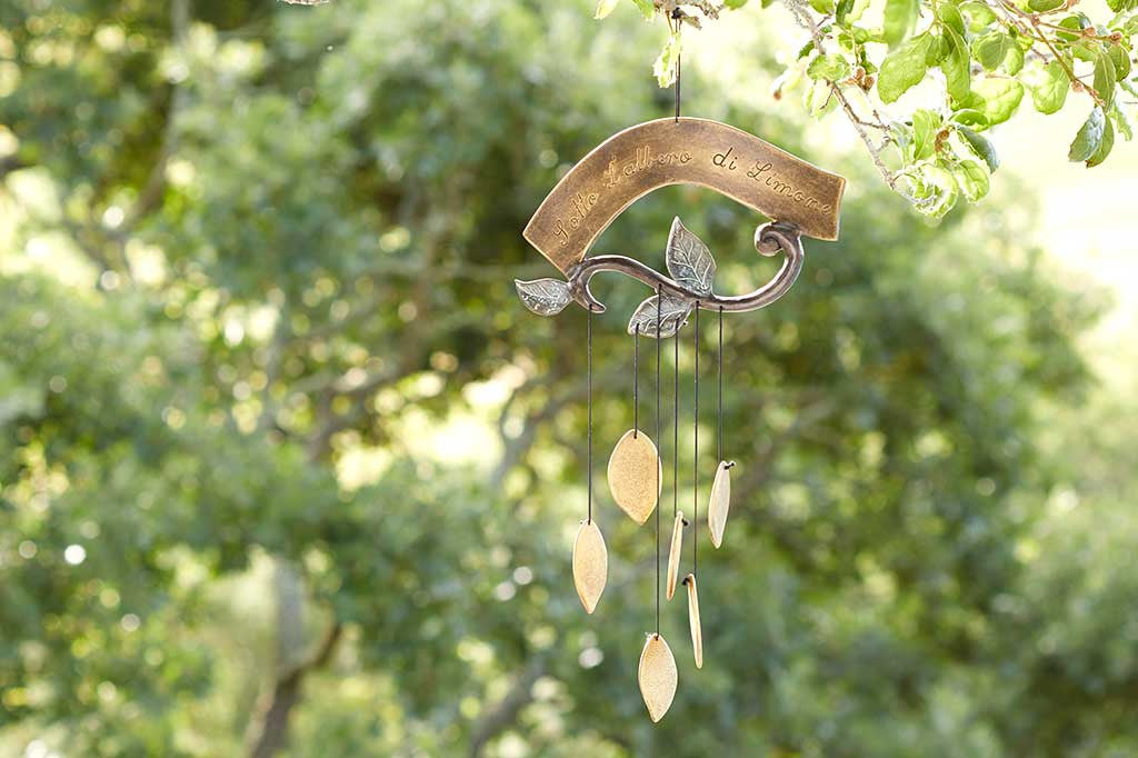 Citron Arbre Windchime