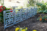 Ming Fretwork Garden Edging