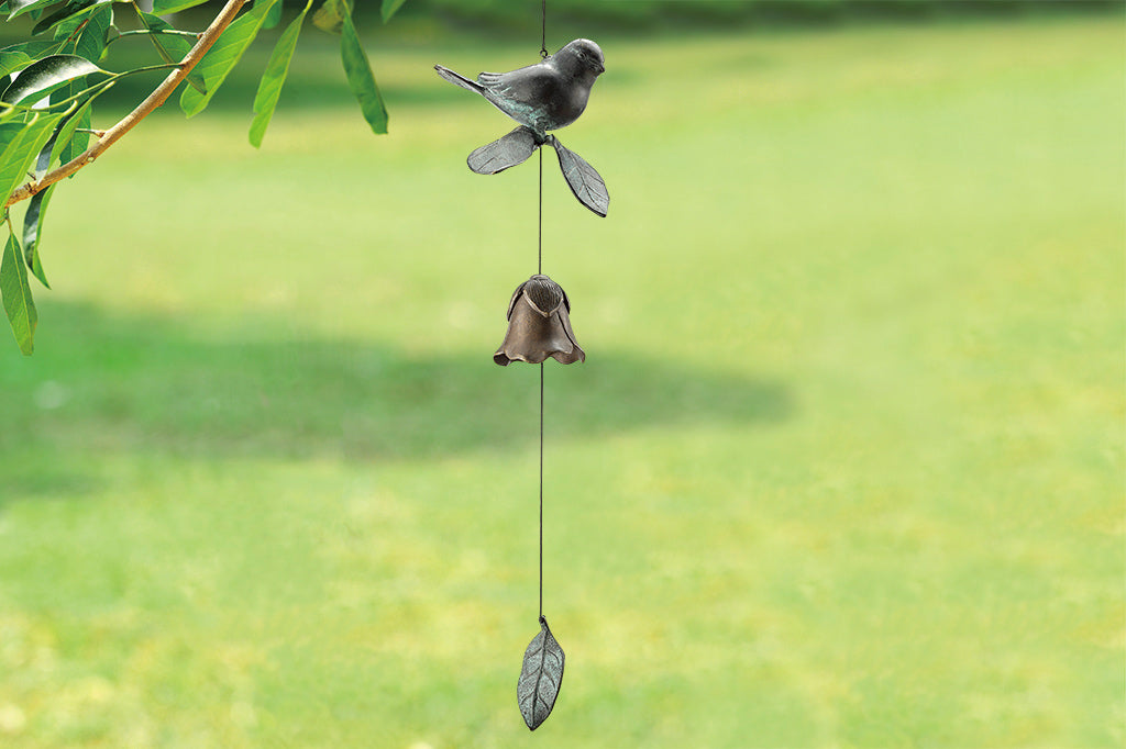 Sparrow Wind Chime
