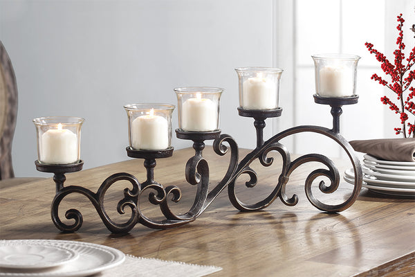 Fontaine Votive Candleholder