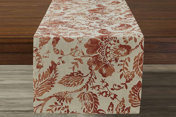 Sienna Summer Table Runner