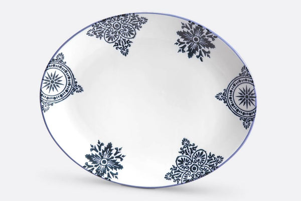 "Costazul Buffet Plate 12"" Set of 4"