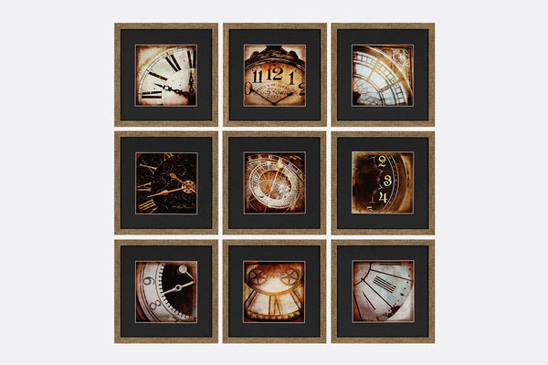 Time Framed Art S/9