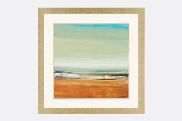 Grand View Daylight Framed Art