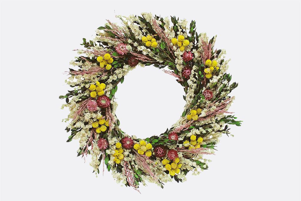 Spring Into Summer Wreath
