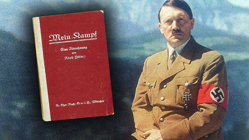 Ready or not Mein Kampf is back!
