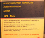 Price Guide - Orders and Decorations Germany 1871 - 1945