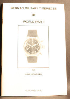 German Military Timepieces of World War ΙΙ