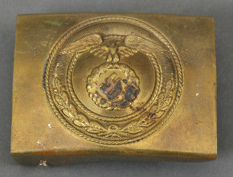 SA Enlisted Ranks Buckle
