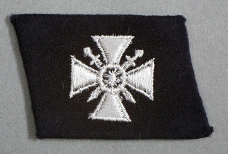 Mint, Unissued Collar Tab for 29.Waffen Grenadier Division