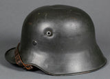 "Scarce German Model 1918 SS ""Commercial"" Type Helmet"