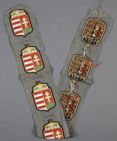 Hungarian Volunteer Sleeve Patch