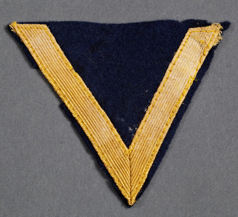 Sleeve Chevron For Kriegsmarine Private