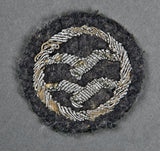 WWII German DLV Glider Pilot Proficiency Badge