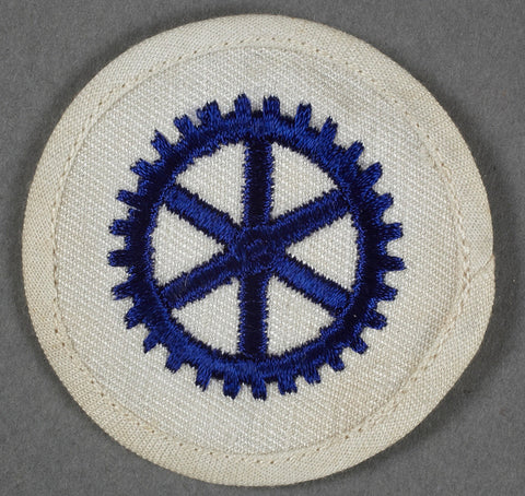 Kriegsmarine Specialist Sleeve Patch for Summer Tunic