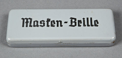 """Masten Brille"" Prescription Eye Glasses in Original Case"