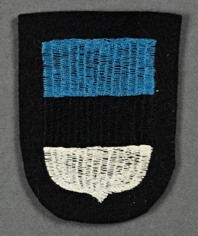 SS Volunteer Sleeve Shield (Machine Embroidered)