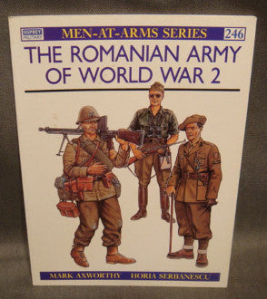 Men-At-Arms Series 246 The Romanian Army of World War 2