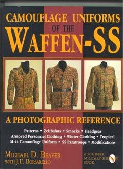 Camouflage Uniforms of the Waffen SS