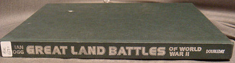 Great Land Battles of World War II