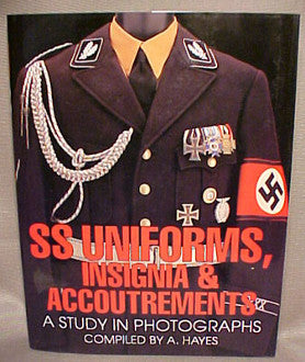 SS Uniforms, Insignia and Accoutrements, A Study in Photo