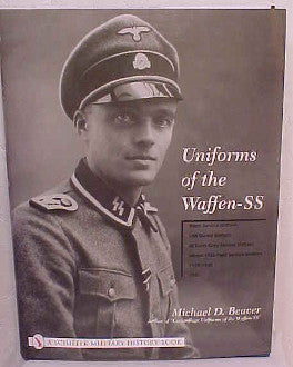 Uniforms of the Waffen-SS, Volume One