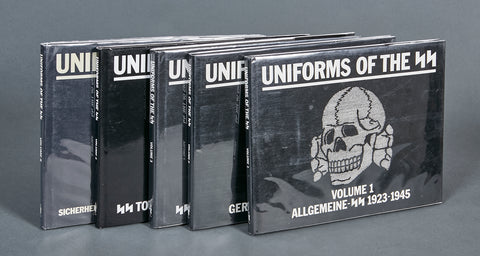Uniforms of the SS Set of Volumes 1-5