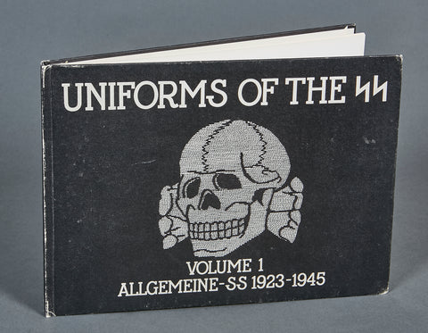 Uniforms of the SS Vol 1 (Allgemeine-SS 1923-1945) by Andrew Mollo