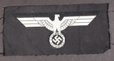 "Army Panzer Breast Eagle for ""Other Ranks"" Personnel"