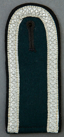 WWII German Single Shoulder Board for Army Pioneer