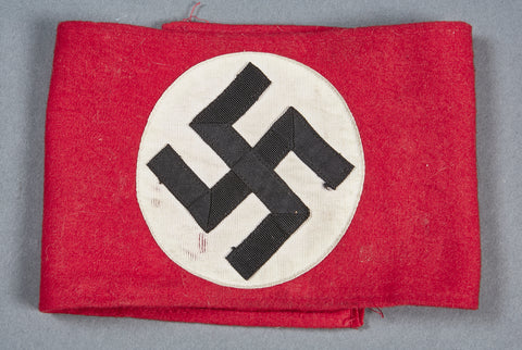 German WWII NAZI NSDAP Members Armband